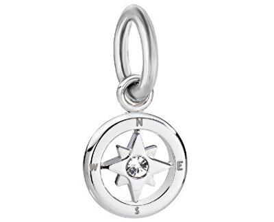 Ocelový přívěsek Drops Compass Rose SCZ915