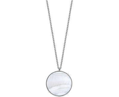 Něžný náhrdelník ze stříbra Perfetta SALX02 (řetízek, přívěsek)