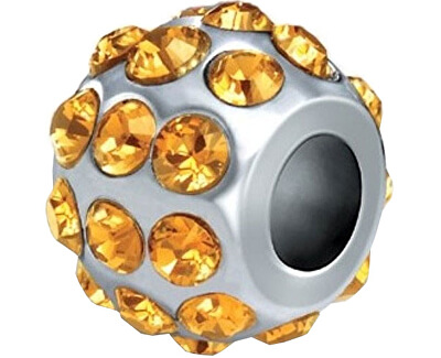Morellato Ocelový přívěsek Drops Crystals Yellow SCZ41