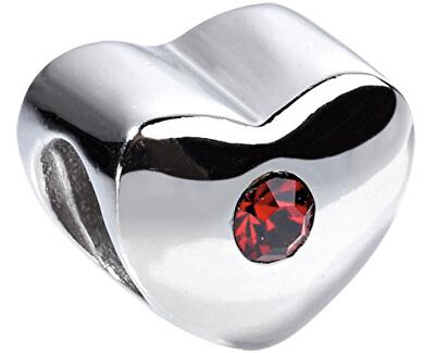 Ocelový přívěsek Drops Heart SCZ22