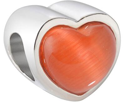 Ocelový přívěsek Drops Red Heart SCZ422