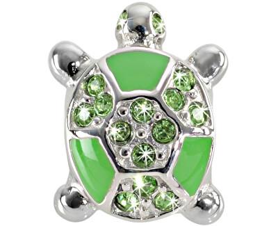 Pandantiv din oțel inoxidabil Drops Turtle SCZ064