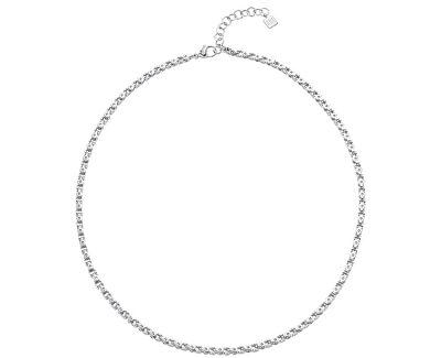 Pánsky náhrdelník Stile Rose Gold Heart SAGH13