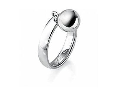Štýlový oceľový prsteň Boule SALY1112