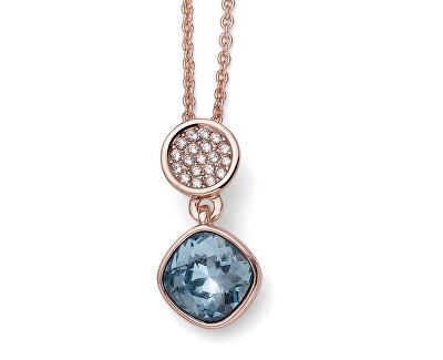 Bronzový náhrdelník Lash 12073RG 266