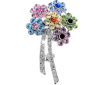 Brož Flowers 8330