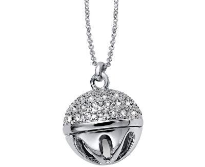 Dlouhý náhrdelník s rolničkou Energic 12054