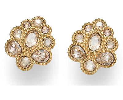 Elegantní náušnice s krystaly Keen 22704G