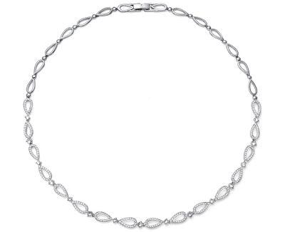 Luxusné náhrdelník s kryštálmi Swarovski Beach Ego 11710