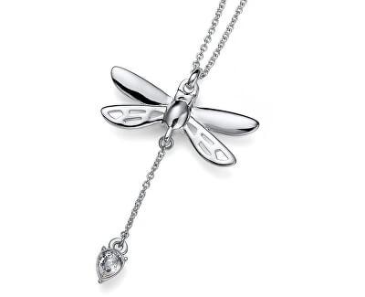Rozkošný náhrdelník Vážka Drag 11813
