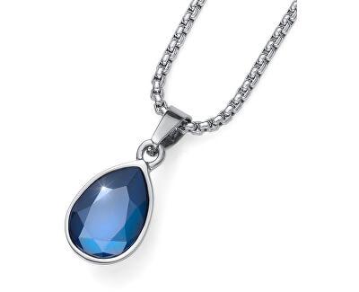 Náhrdelník s krystalem Delite 11974 110