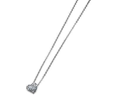 Náhrdelník s krystaly Swarovski Darling 9358