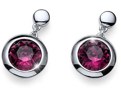 Oliver Weber Cercei cu cristale violete de lucru în fiecare 22596 204