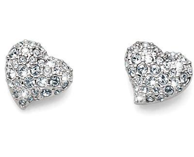Náušnice s krystaly Swarovski Darling 9949