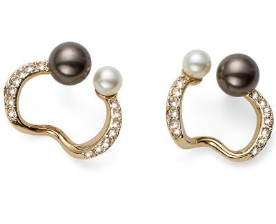 Oliver Weber Cercei cu perle de lucru truc 22575G
