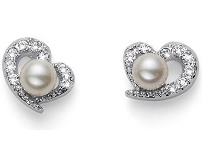 Oliver Weber Cercei cu perle și cristalePearl Love 22582