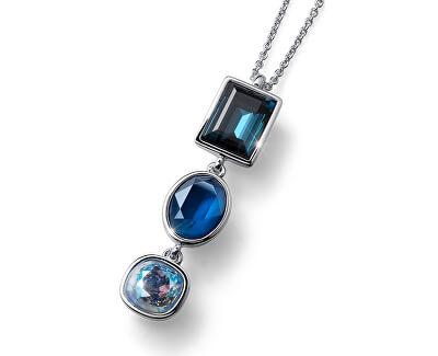 Něžný náhrdelník Royal 11801 BLU