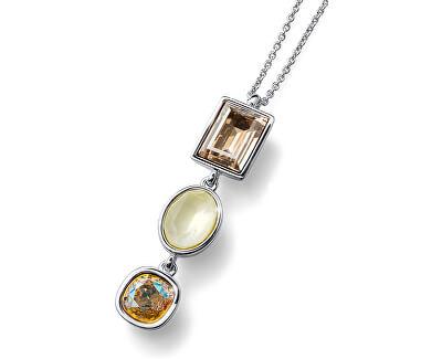 Něžný náhrdelník Royal 11801 YEL