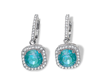 Okouzlující náušnice s krystalem Precioso 22867R 142