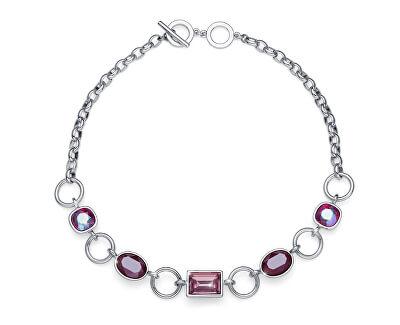 Originální náhrdelník Royal 11800 RED