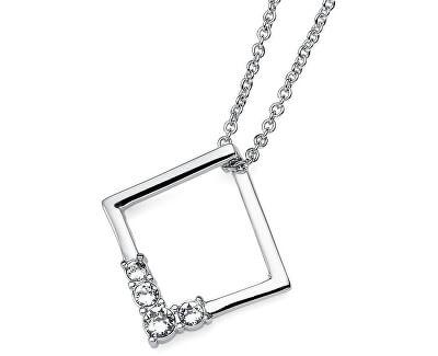 Originální náhrdelník Square 11864