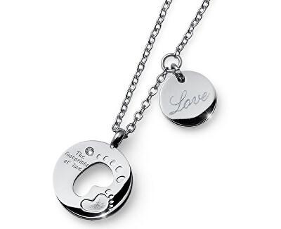 Originální náhrdelník Step 11862