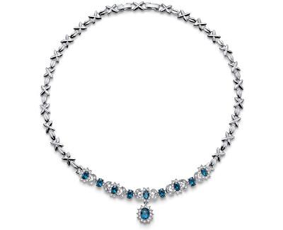 Oslnivý náhrdelník Princess 12032 207