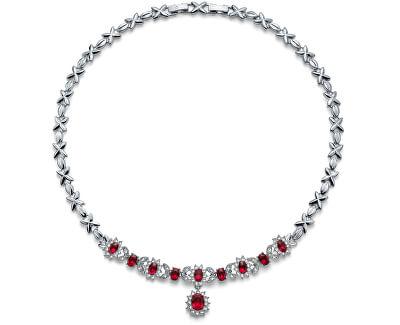 Oslnivý náhrdelník Princess 12032 208