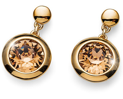 Oliver Weber Cercei placate cu aur, cu cristaleWorking Every 22596G