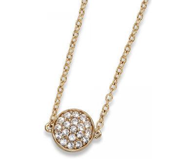 Pozlátený náhrdelník Beach Pin 11738G