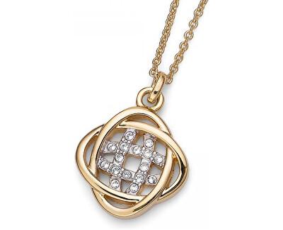 Pozlátený náhrdelník Beach Polar 11696