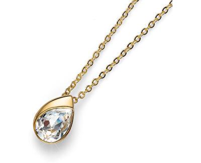 Oliver Weber Placat cu aur colier cu cristale 11672G fi de lucru