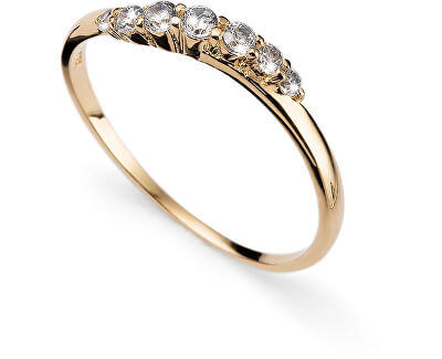 Inel argint placat cu cristale Petite 63227G