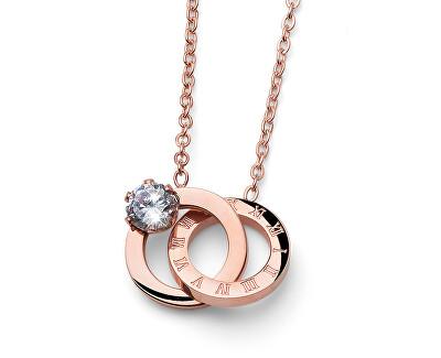 Slušivý náhrdelník Estar 12069RG