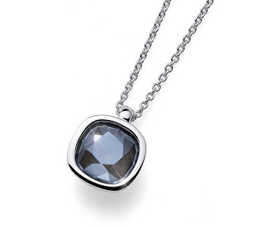 Slušivý náhrdelník Royal Simple 11802 GRY