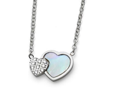 Srdíčkový náhrdelník Let 12070