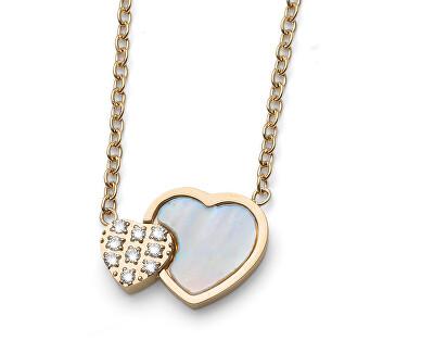 Srdíčkový náhrdelník Let 12070G