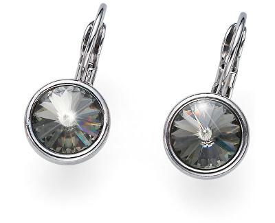 Stylové náušnice s třpytivými krystaly Young 22729 215