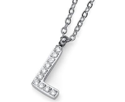 Stylový náhrdelník Initial L 11841