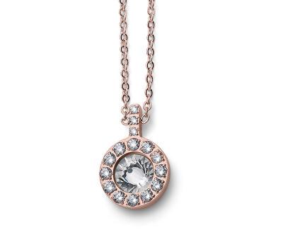 Stylový náhrdelník You 12047RG