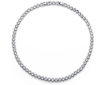Třpytivý náhrdelník Tennis 11910R
