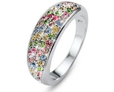 Zářivý prsten Floral 41142