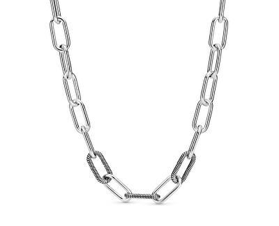 Článkový náhrdelník na přívěsky Me 399001C00-45