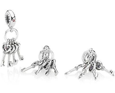 Stříbrný přívěsek Klíče k lásce 797654NPMMX