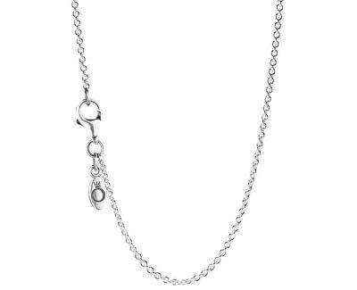 Jemný stříbrný řetízek 590412-45