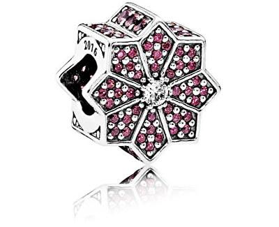 Pandora Luxusní korálek s červenými krystaly USB796800