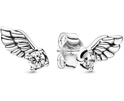 Originální náušnice Andělská křídla 298501c01