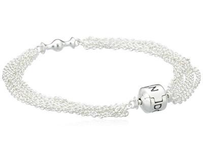 Pandora Řetízkový náramek 591701