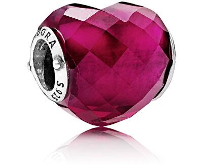 Romantický korálek Srdce 796563NFR
