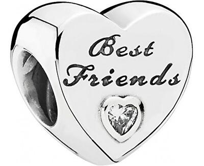 Pandora Strieborný korálik Best Friends 791727CZ
